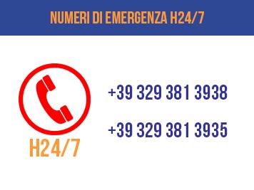 Numeri di Emergenza